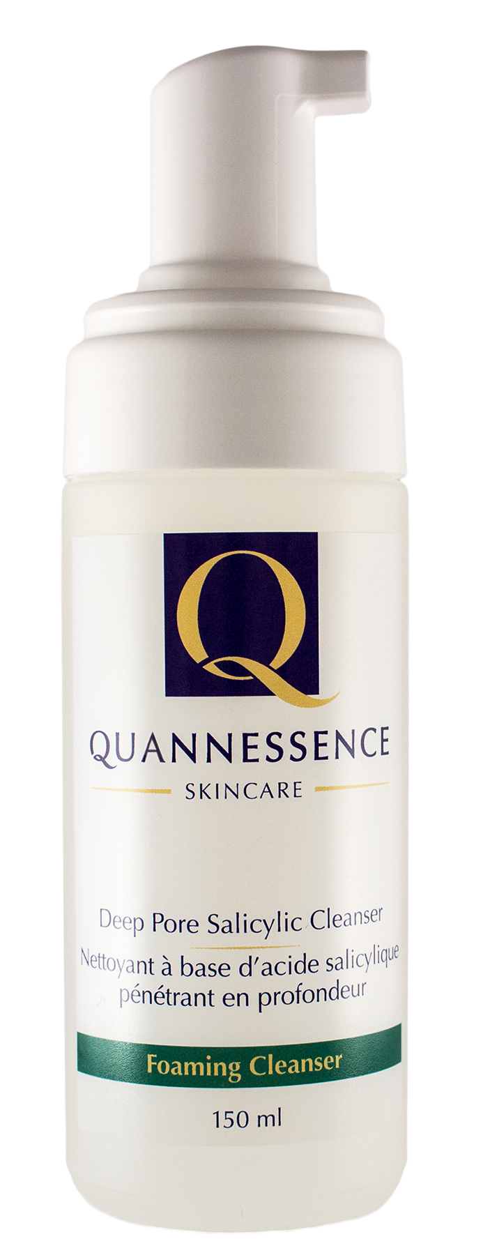 Quannessence Deep Pore Salicylic Cleanser (150 ml)