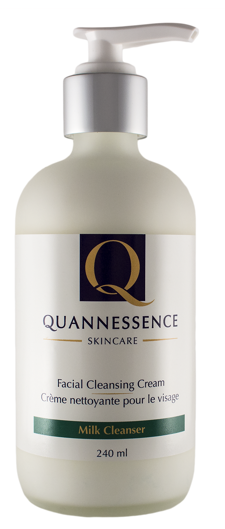 Quannessence Facial Cleansing Cream (240 ml)
