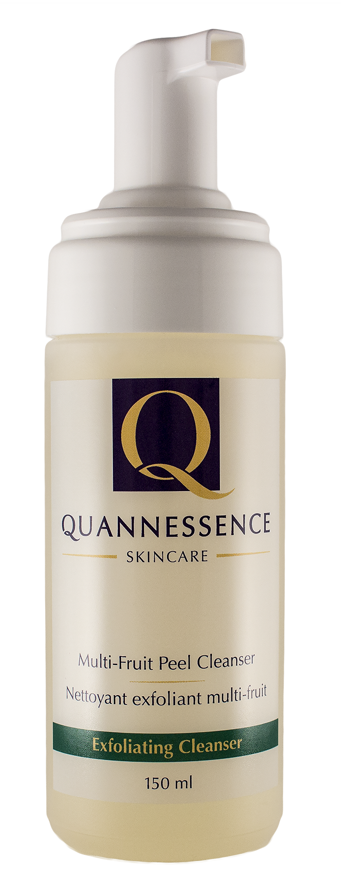 Quannessence Multi-Fruit Peel Cleanser (150 ml)