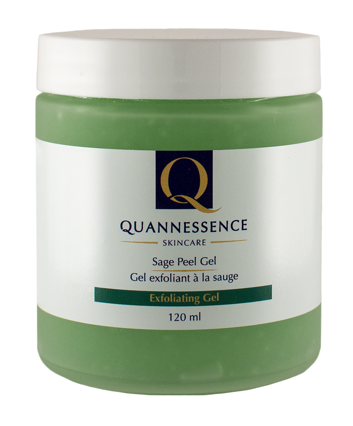 Quannessence Sage Peel Gel (120 ml)