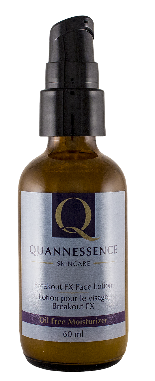 Quannessence Breakout FX Face Lotion (60 ml)