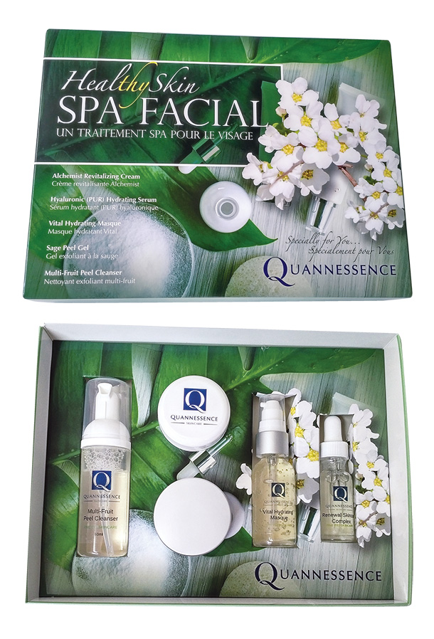 Quannessence Spa In A Box Kit