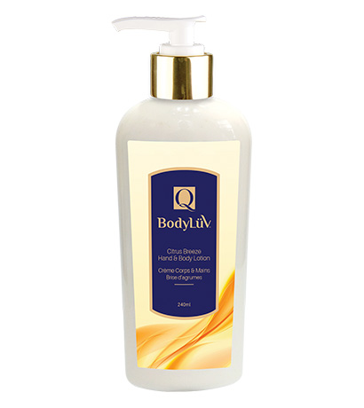 BodyLüv Citrus Breeze Body Lotion
