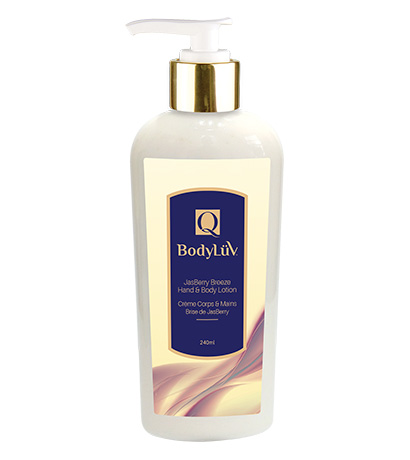 BodyLüv JasBerry Breeze Body Lotion