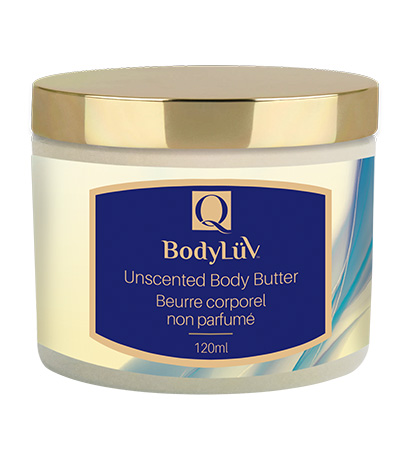 BodyLüv Unscented Body Butter